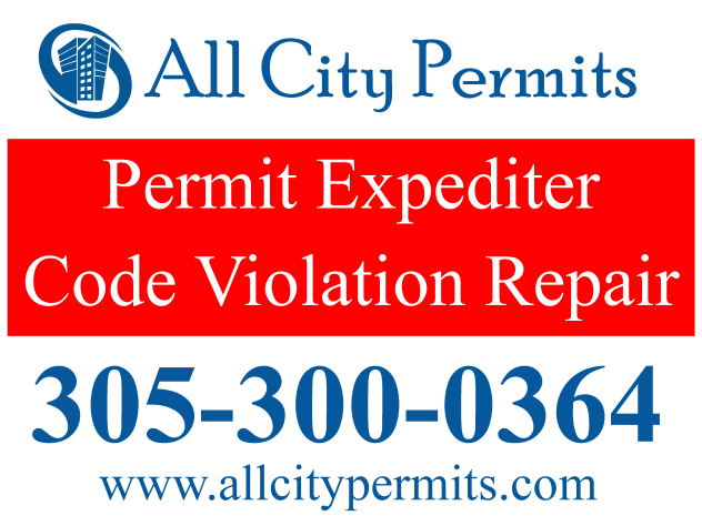 City of miami gardens building department permit expediter 305 300 0364 for Miami gardens building department